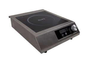 2 Cooling Fan Cook Stainless Steel 3500W Electric Induction Cooktop, Electric Countertop Burners pictures & photos
