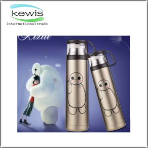201 Stainless Steel Vacuum Insulated Water Bottle pictures & photos
