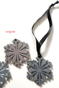 Key Chain with Snowflake Logo pictures & photos