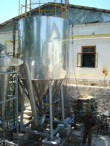 Zeolite High Speed Spray Dryer pictures & photos