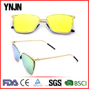 Promotional Sun Shade Unisex Fashion Glasses Newest 2017 (YJ-F83018) pictures & photos