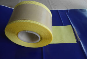 Hot Sale High Temperature Self Adhesive PTFE Film Pure PTFE Adhesive Tape pictures & photos
