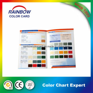 Building Material Interior Paint Color Card pictures & photos
