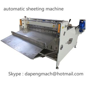 Auto Reel Non Woven Fabric Cutting Machine pictures & photos