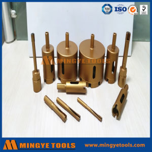 Diamond Core Drill Bits for Drilling Reinforced Concrete pictures & photos