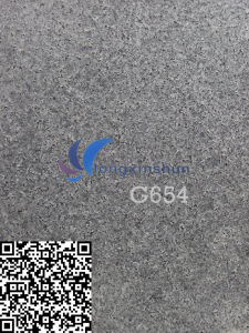 G654 Customized Sesame Black Granite Natural Stone pictures & photos