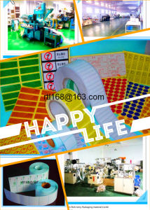 China Supplier Manufacturer of Label Sticker pictures & photos