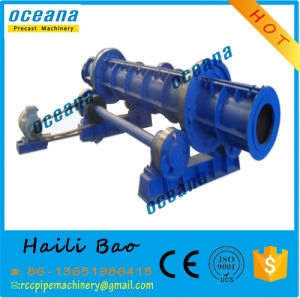 Spun Concrete Pipe Making Machine pictures & photos
