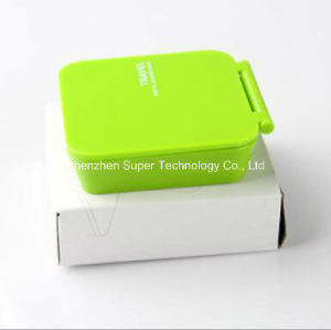 Portable Foldable LCD Travel Digital Alarm Clock pictures & photos
