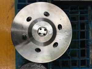 Inconel 718 Forged/Forging Turbine Disc pictures & photos