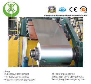 Stock for The Galvanized Steel Coil and Sheet pictures & photos