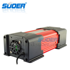 Suoer 12V 10A Rechargeable Battery Charger (DC-W1210A) pictures & photos