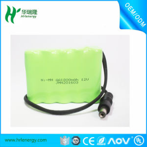 AA Ni-MH 3.6V 1800mAh 2000mAh Lithium Ion Battery pictures & photos