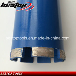 Fexible Diamond Laser Core Bits for Drilling Concrete pictures & photos