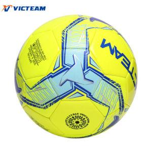 Regular Size 5 Vibrant Color TPU EVA Soccer Ball pictures & photos