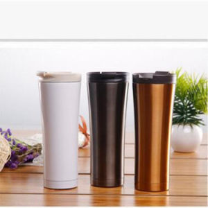 2016 New Starbucks Double Wall Stainless Steel Vacuum coffee Mug (SH-VC18) pictures & photos