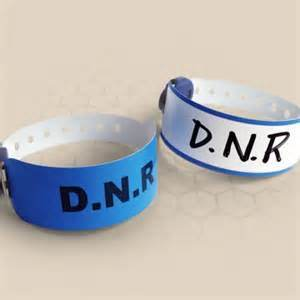Factory Price Offset Printed Hospital Bracelets pictures & photos