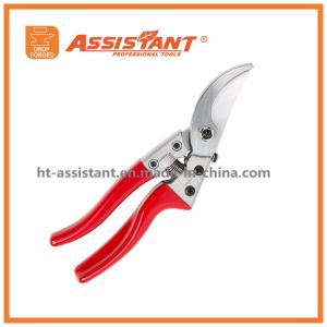 Drop Forged Aluminum Bypass Pruning Shears with Ergonomic Handles pictures & photos
