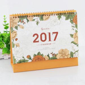 Full Color Printing Professional Custom Desk Calendar pictures & photos