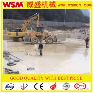 Marble/Granite Rock Handler Wheel Loader (WSM977T40 from supplier) pictures & photos