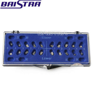 High Quality Widely Used Mini Slot 018 Orthodontic Lingual Bracket pictures & photos