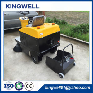 Small Electric Road Sweeper for Sale (KW-1050) pictures & photos