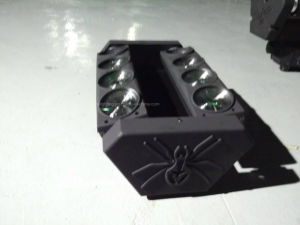 8*10W RGBW 4in1 LED Spider (HL-017YT) pictures & photos