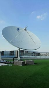 3.7m Fixed Satellite Earth Station Rx Only Antenna pictures & photos