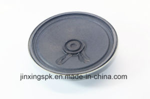 70mm 4-32ohm 0.5-2.5W Paper Cone Speaker with RoHS pictures & photos