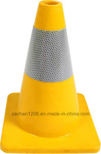 Jiachen Factory Direct Sale 300mm Green Traffic Cone pictures & photos
