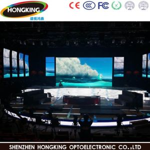 High Refresh P3.91 3840Hz Indoor LED Video Wall pictures & photos