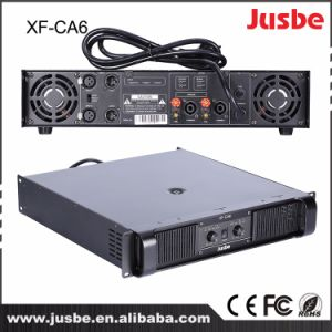 Class H Professional Power Amplifier Xf-Ca6 pictures & photos