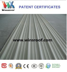 Anti Corrosion UPVC Tile Roof (Excellent Insulation) pictures & photos