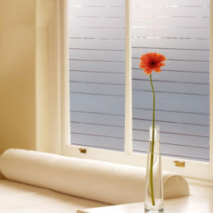Static Cling Window Film Refraction Series-Z021 pictures & photos