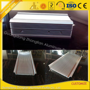 Customzied Aluminium Heat Sink Extrusion for LED Aluminum Heatsink pictures & photos
