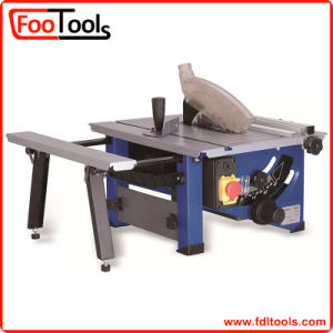 210mm 1200W Table Saw for Home Use (221085) pictures & photos