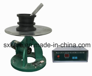 Cement Mortar Electric Jump Table Tester (NLD-3) pictures & photos