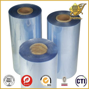 Clear Rigid PVC Plastic Sheets in Roll pictures & photos