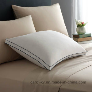 Dual Core Down Feather Pillow pictures & photos