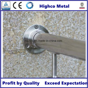 Stainless Steel Handrail Base for Stair Railing and Balustrade pictures & photos