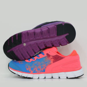 Breathable Mesh Colorful Comfortable Light Weight Flexible Sport Shoes pictures & photos