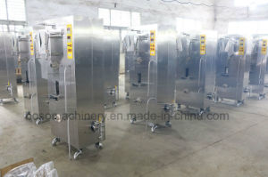 Liquid Sachet Packing Machine for Pure Water Milk Juice pictures & photos