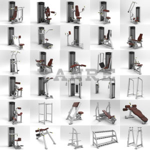 Selectorized Gym Fitness Equipment Sporting Goods Seated Horizontal Pully pictures & photos