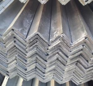 Hot Dipped Galvanzied Steel Angle Iron Weights! Types of Angle Iron Prices! Equal/Unequal Types of Steel Angle Bar pictures & photos
