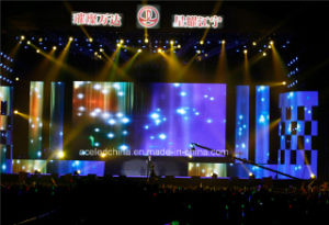 P3.91 P4.81 HD Indoor Rental LED Display, LED Stage Rental Screen pictures & photos