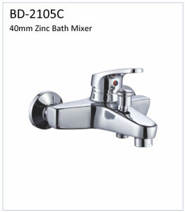 Bd2105b 40mm Single Lever Zinc Kitchen Faucet pictures & photos