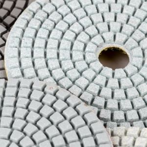 6000# Frankfurt Nylon Polishing Pad pictures & photos