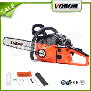 Chinese Gasoline Chain Saw 45cc Garden Hand Saw 4500 pictures & photos