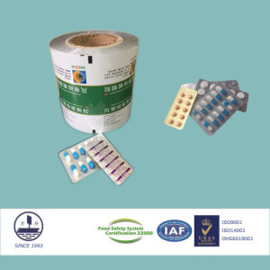 Pharmaceutical Composite Film for Packaging Tablets pictures & photos