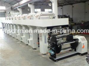 High Speed Rotogravure Plastic Printing Machine pictures & photos